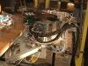 Macchina incollaggio tasselli su padiglione FIAT PUNTO