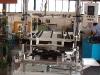 Banco assemblaggio elettroventilatore Fiat Croma